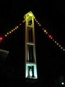 12月・古仁屋の灯(ともしび)